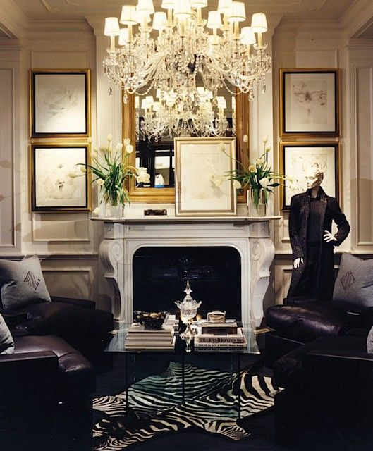 Glamour Obsession American Glamour by Ralph Lauren La Dolce Vita