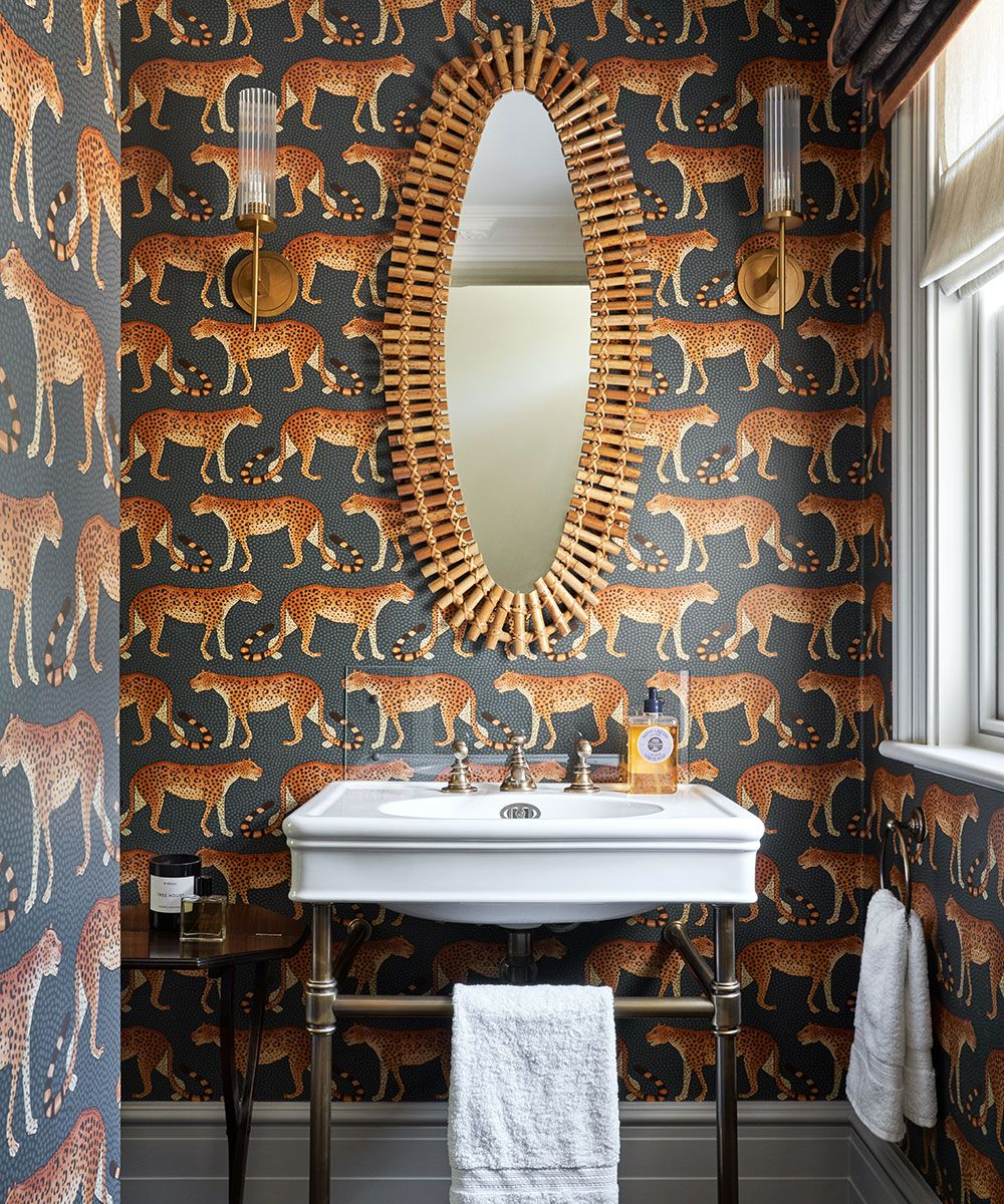Bold and decorative London townhouse, designed by Studio ...