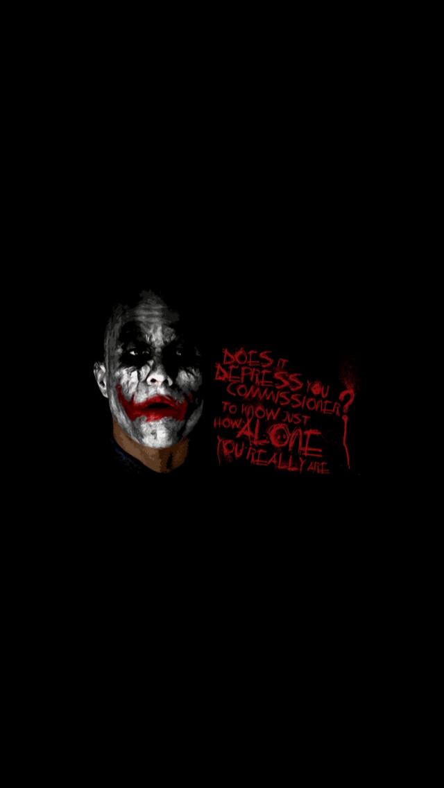 Pin By Marcin Nabozny On Cytaty Marvel Wallpaper Joker Black