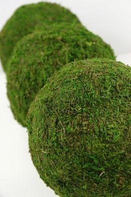 Green Decorative Balls Decorative Balls Moss Balls
