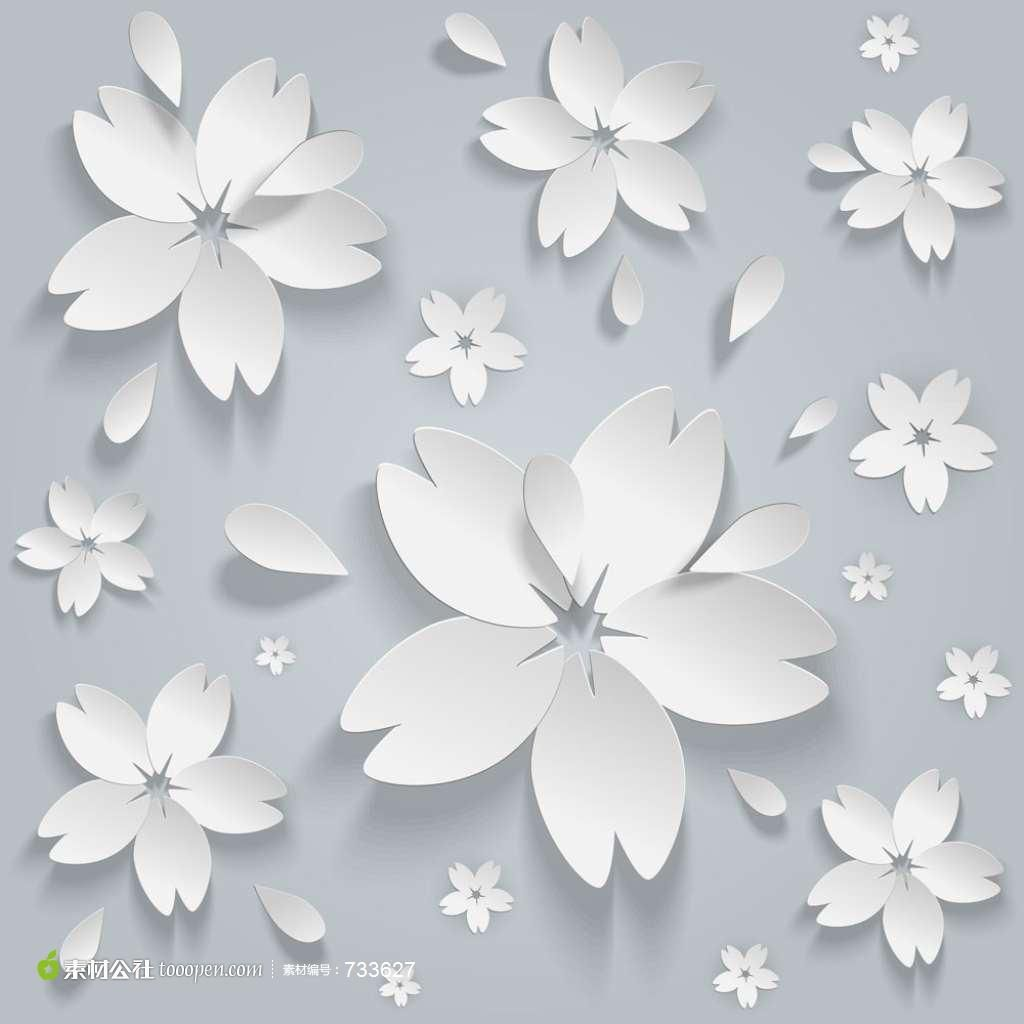 paper flowers for decoration - Buscar con Google