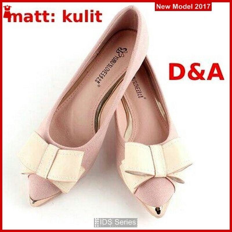 Fids118 Sepatu Wanita Flat New Nevada Matahari Bmg Sepatu Wanita