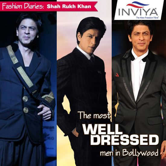 The King Khan rules the roost yet again as the most fashionable actor in Bollywood. His personal style is essentially classy. He may don casual looks and get crazy, but at the end of the day, we remember him for his well-cut tuxedos. He is youthful and royal and can even carry off arm slings on the ramp. He's called the Badshaah of Bollywood for a reason afterall.