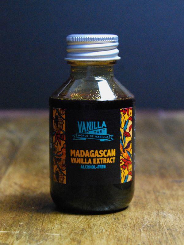 alcohol in vanilla extract halal