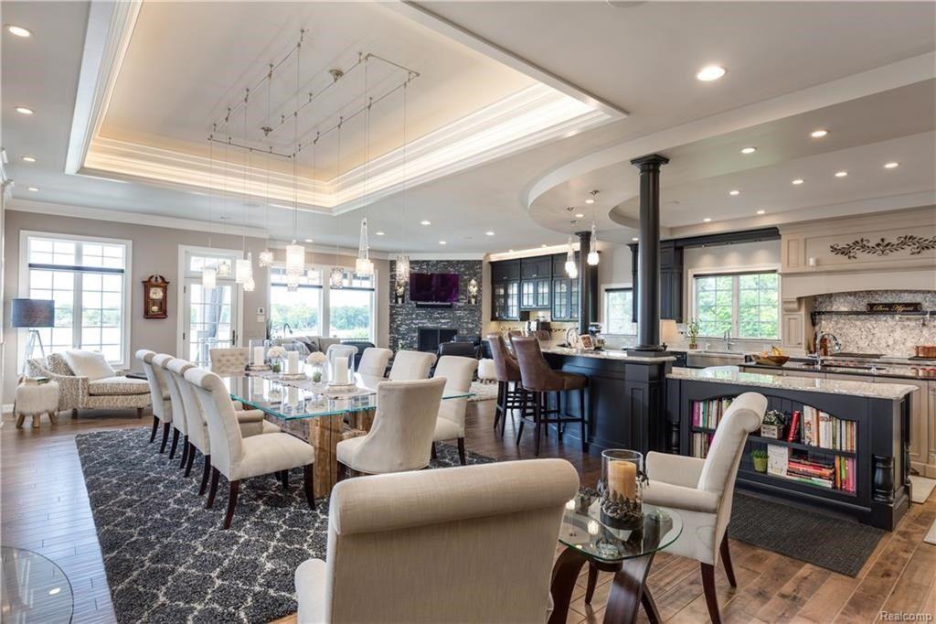 3686 Woodland Dr Metamora Mi 48455 Mls 218074359 Zillow Luxury Kitchen Luxury Kitchen Design Home