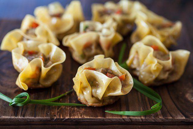 Curried Beef Dumplings Recipe Recipe Dumpling Recipe Beef Dumplings Recipes