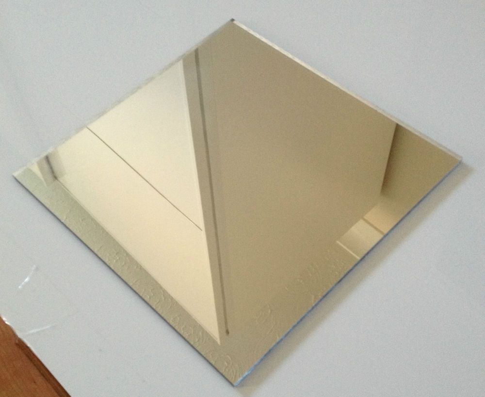 Details About Perspex Sheet Mirror Acrylic Plastic Safety