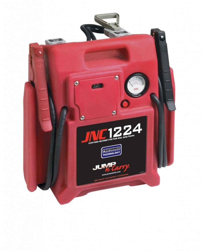 5 Best 20 to 109 Volts Jump Starters Power transfer