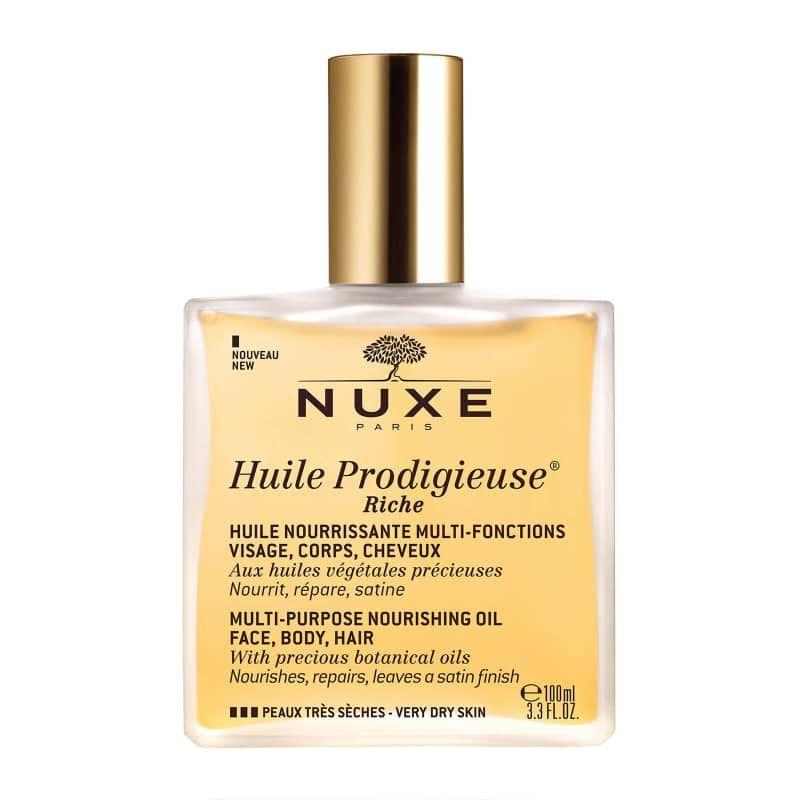 Huile In Prodigieuse® Purpose Oil Nuxe 100ml Multi Riche Nourishing rCstxQhd