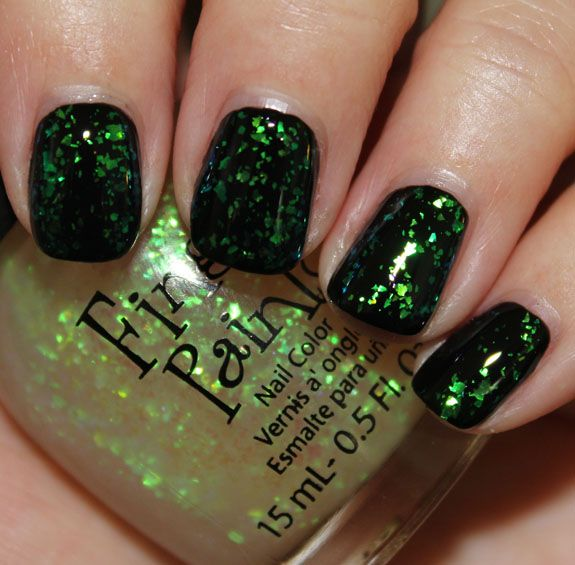Finger Paints- Flecked. | My Nail Polish Collection | Pinterest ...