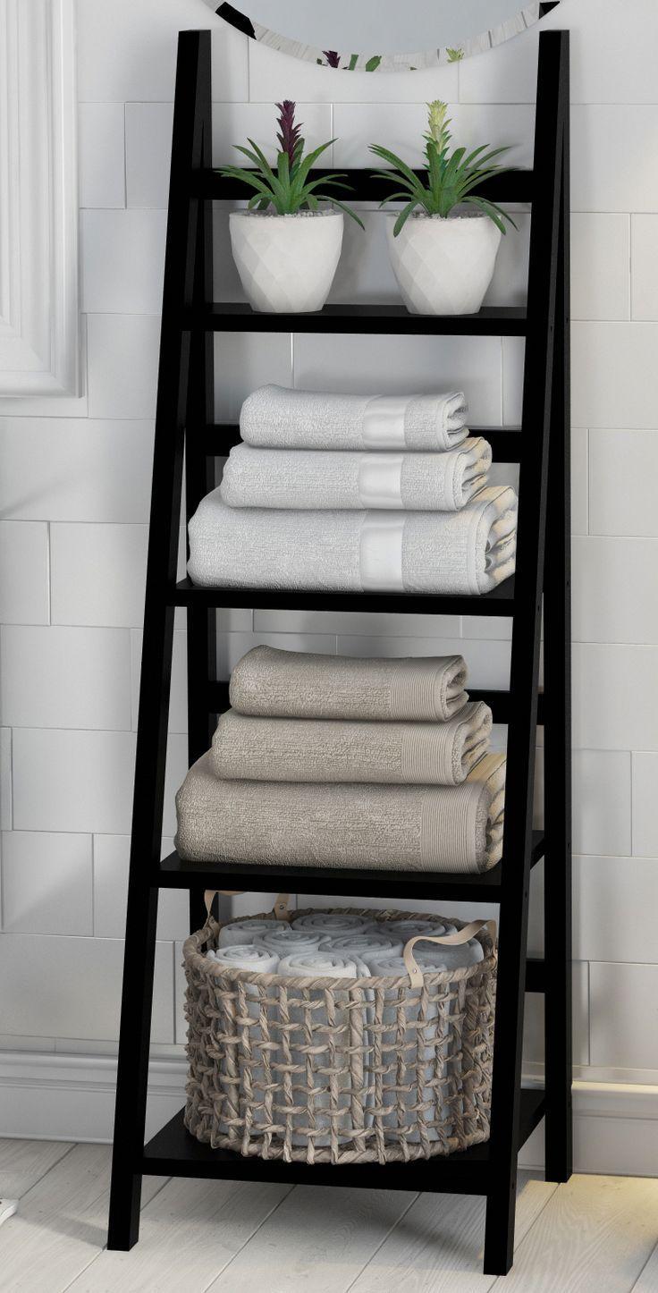 Intelligente Ideen für kleine Räume #smallbathroomstorage