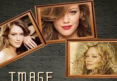 Puzzle Cu Hilary Duff Jocuri Zz Pinterest