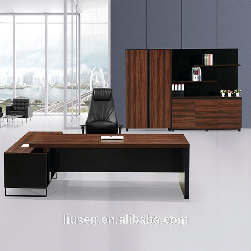 Factory wholesale price antique solid wood executive