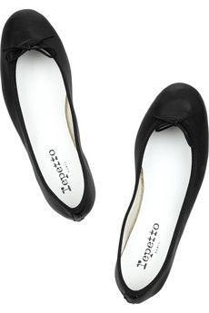 AMO... quando penso em calçado para mim, penso em sapatilhas de balet... REPETTO são um SONHO...