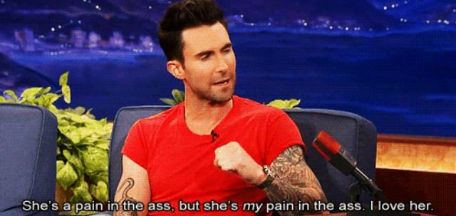 Sweetest rude compliment from the words sexiest man alive! (: