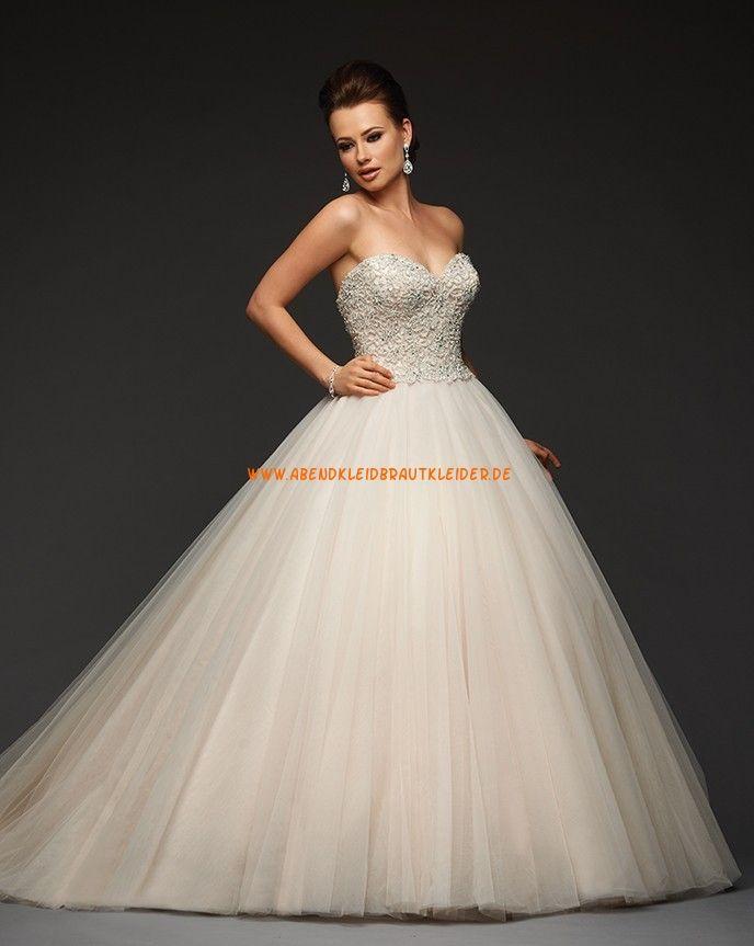 Bonny Essence Luxuriöse Romantische Schönste Brautkleider aus ...