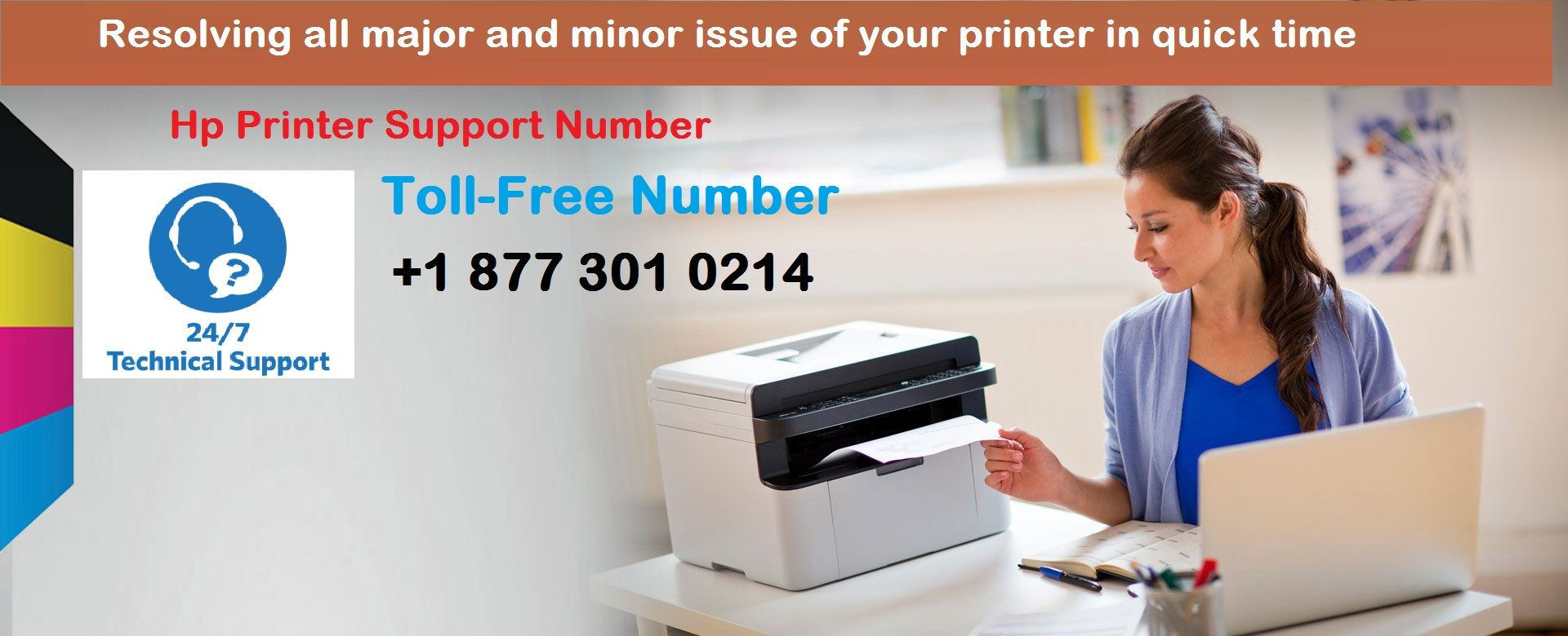Hp Printer Tech Support Phone Number For Getting Fast Tech