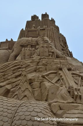sand sculpture company gallery