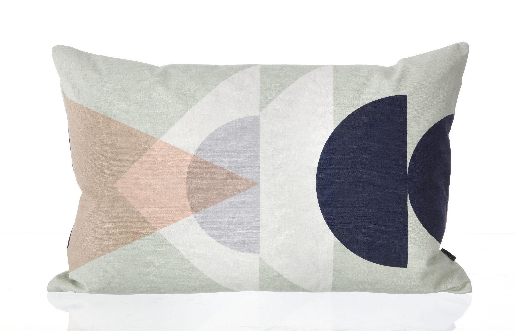 Maya cushion mint design by ferm living s t y l i n g