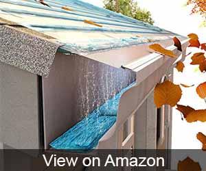 Top 15 Usa Gutter Guard Brand Reviews Updated September 2020 In 2020 Gutter Guard Gutters Cool Roof