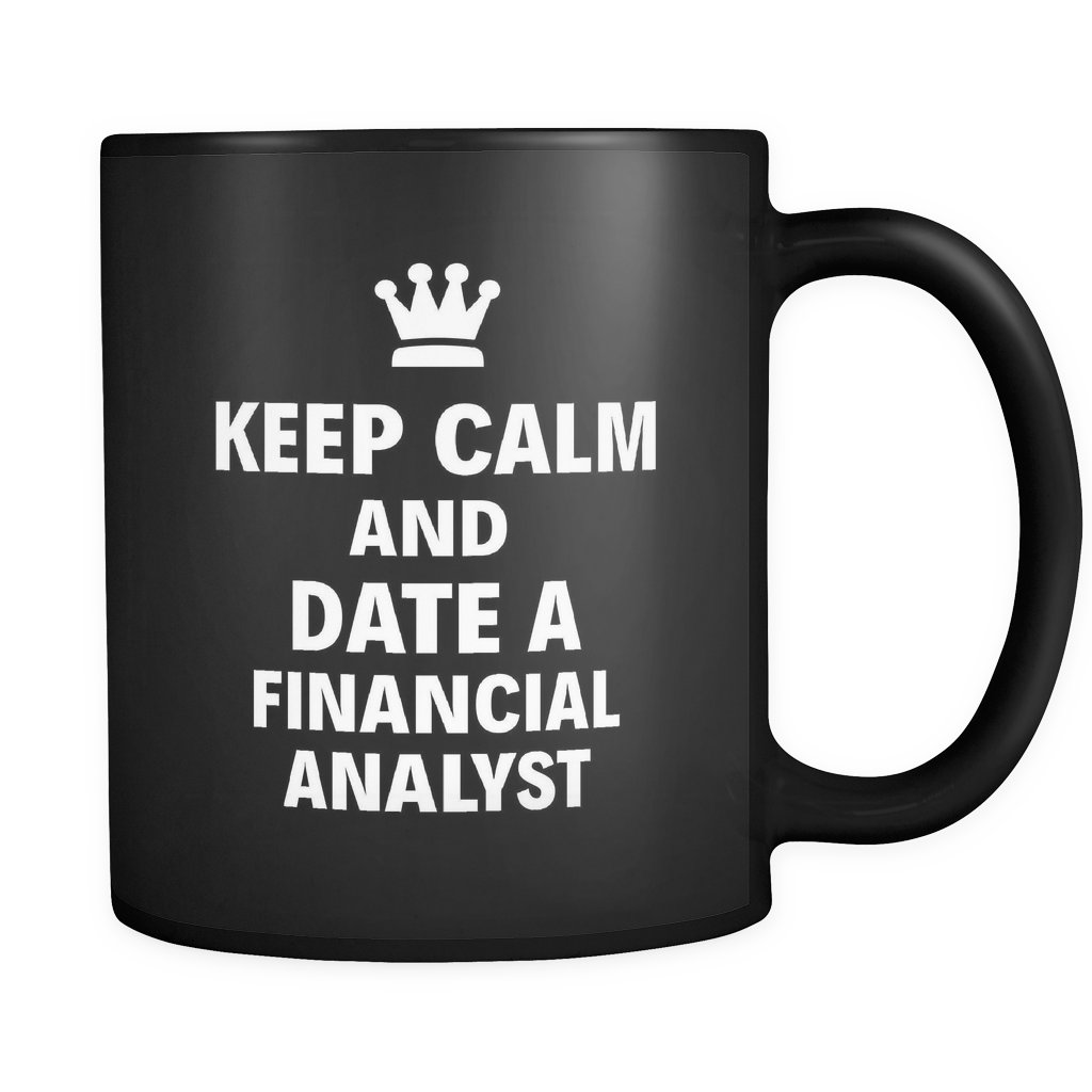 Dating a financial analyst