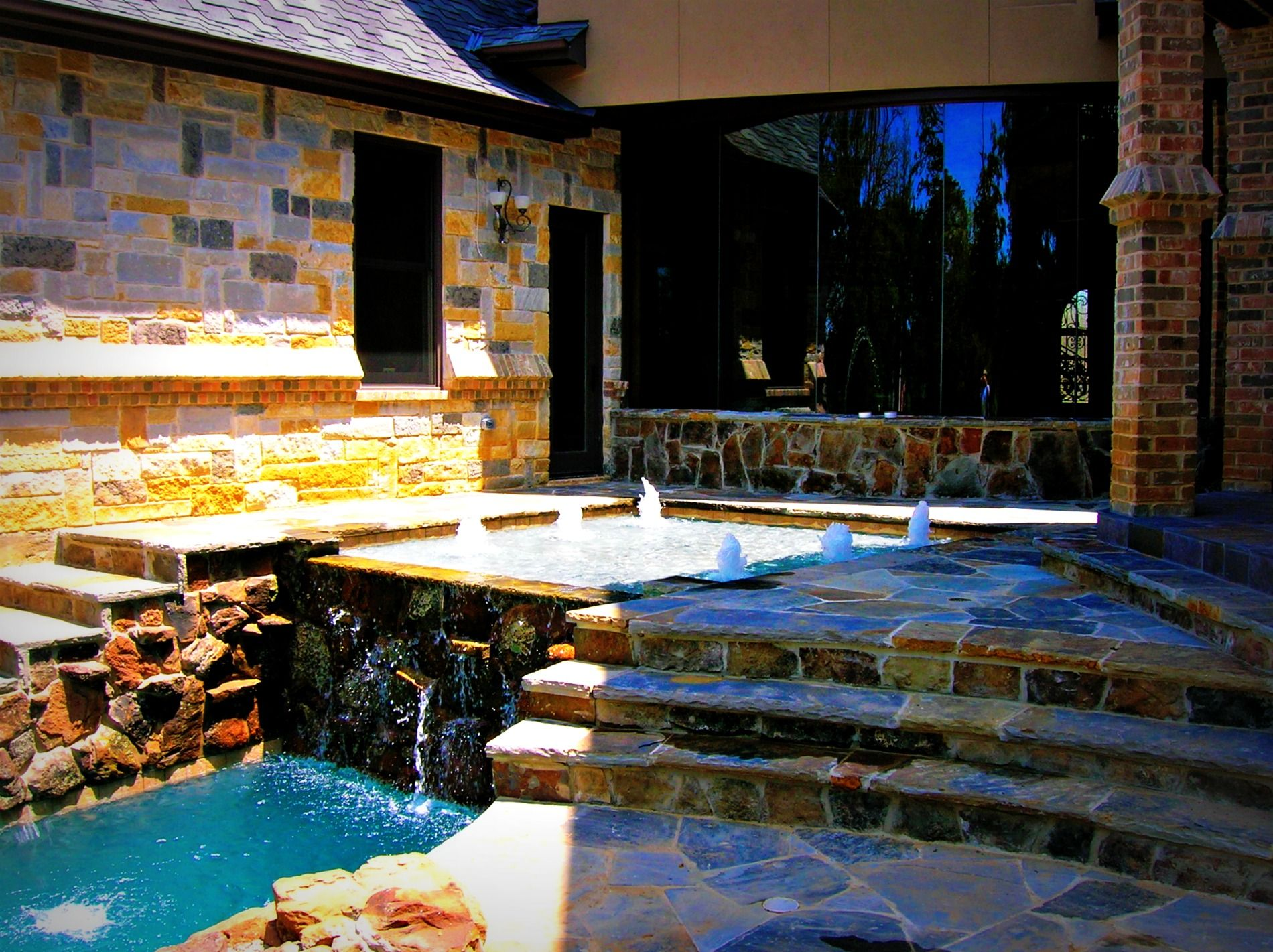 Water Feature Samples By Award Winning Dallas Fort Worth