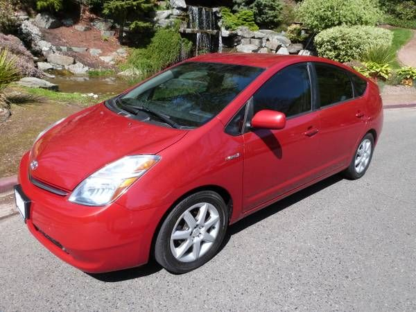 2007 toyota prius touring pkg 6 leather navigation bluetooth toyota prius cars for sale prius pinterest