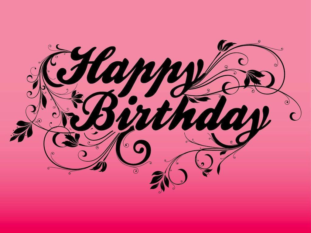 Happy Birthday Text | Happy birthday | Pinterest | Happy birthday ...