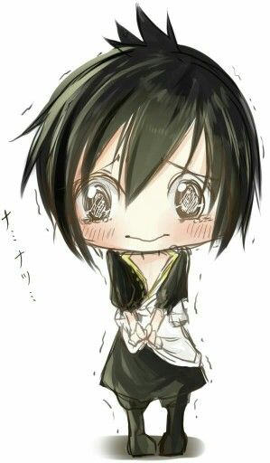 Zeref Dragneel Crying Cute Chibi Fairy Tail Fairy Tail フェリ