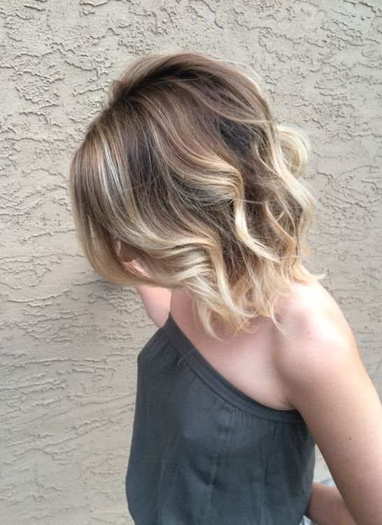 Top 37 Blonde Bob Highlights And Lowlights With Balayage Hair Color
