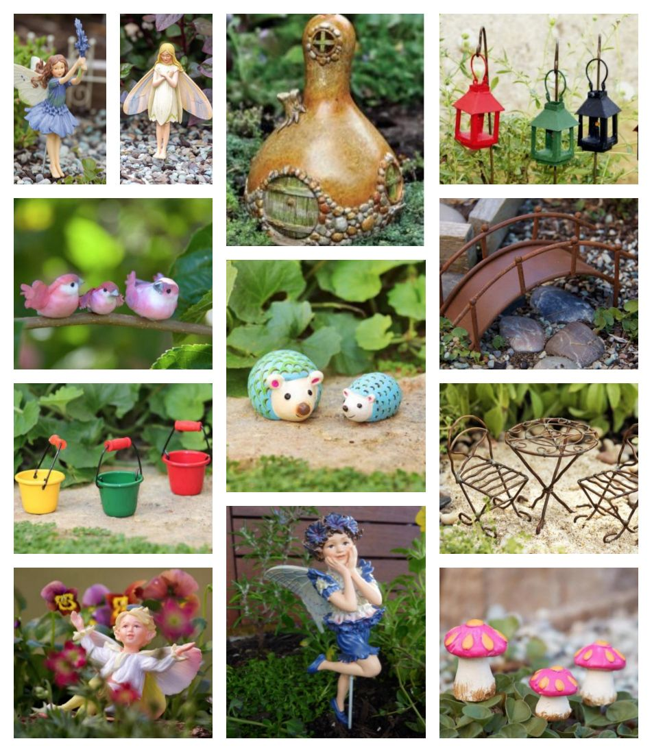 1000 images about Fairy Gardens on Pinterest Gardens Fairy