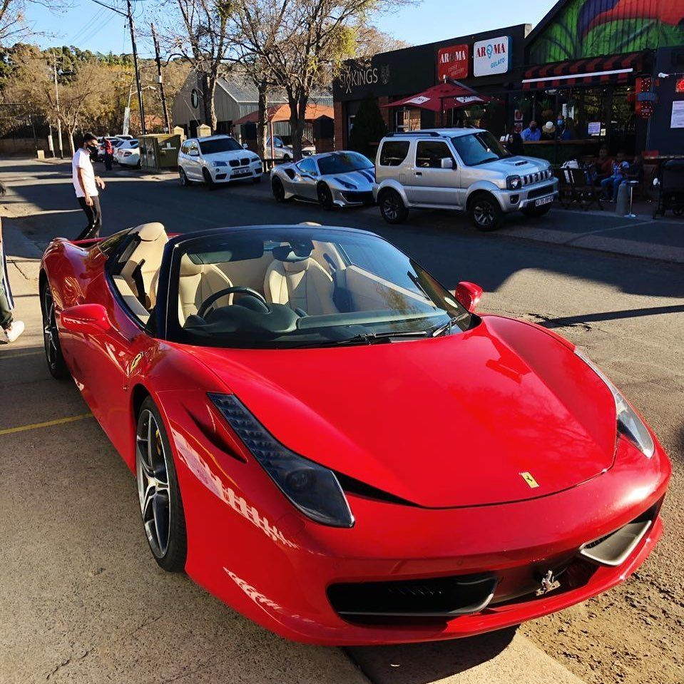 Mondaymotivation With The Sweet Suzuki Jimmy In Pretoria This Weekend Via Akivankemraj Exoticspotsa Zero2turbo Sou In 2020 Super Luxury Cars Suzuki Luxury Cars