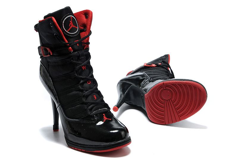 save off 39b47 f5d57 Michael Jordan High Heels Shoes   Women Jordan High-heel Boots Wajboots004