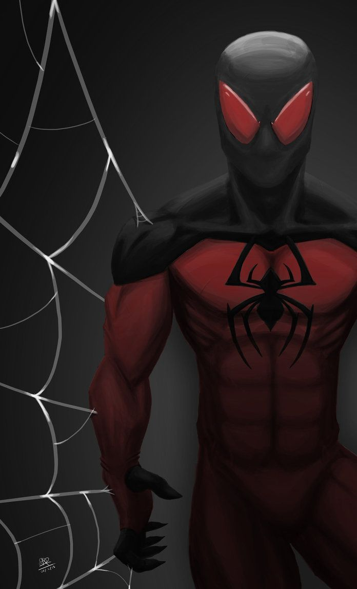 1489b8bd Scarlet Spider (Kaine) by Dee-Pathirana on DeviantArt | Spiderman ...
