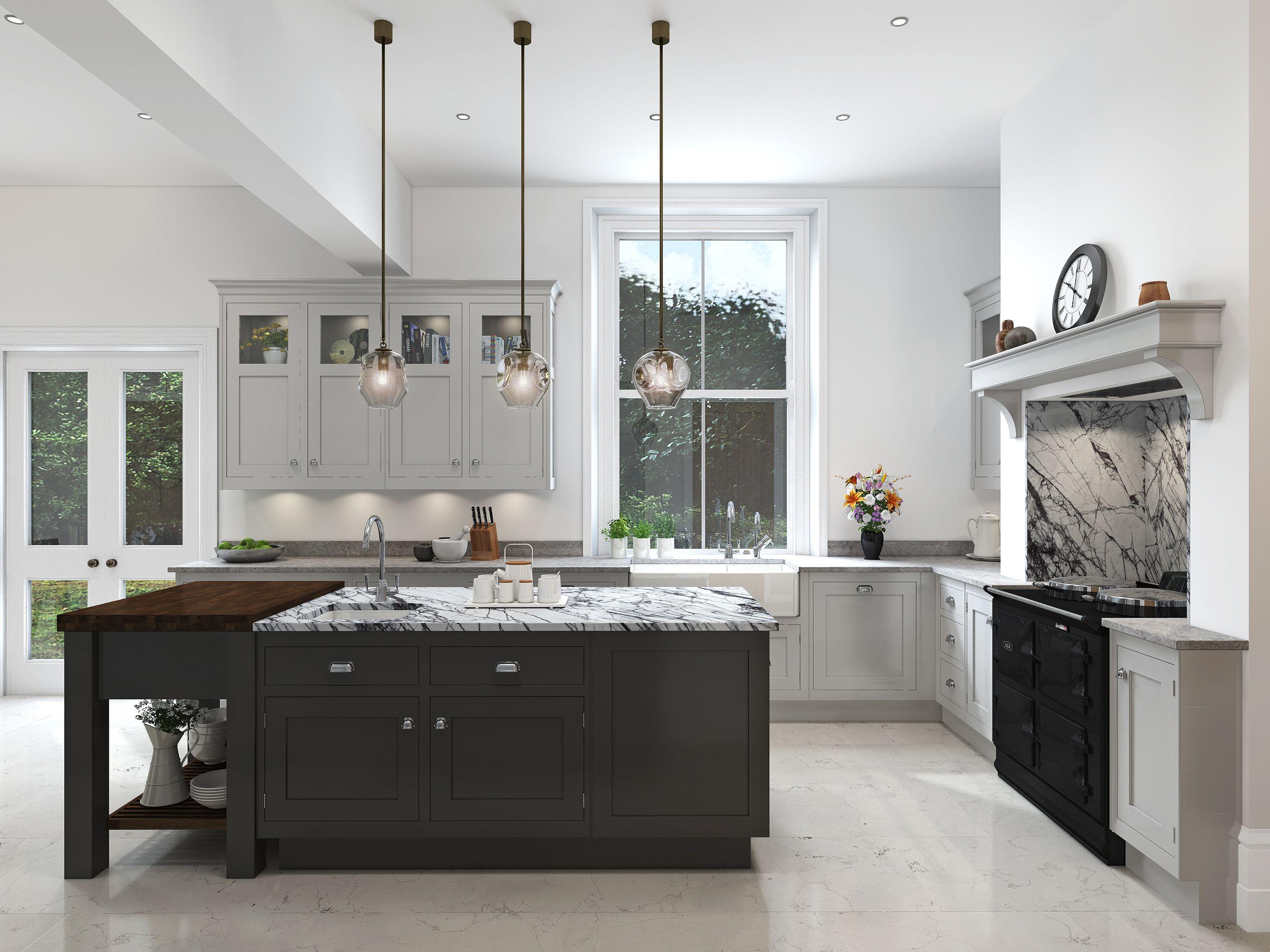 Mark Wilkinson Kitchen CGI (With images) Kitchen design
