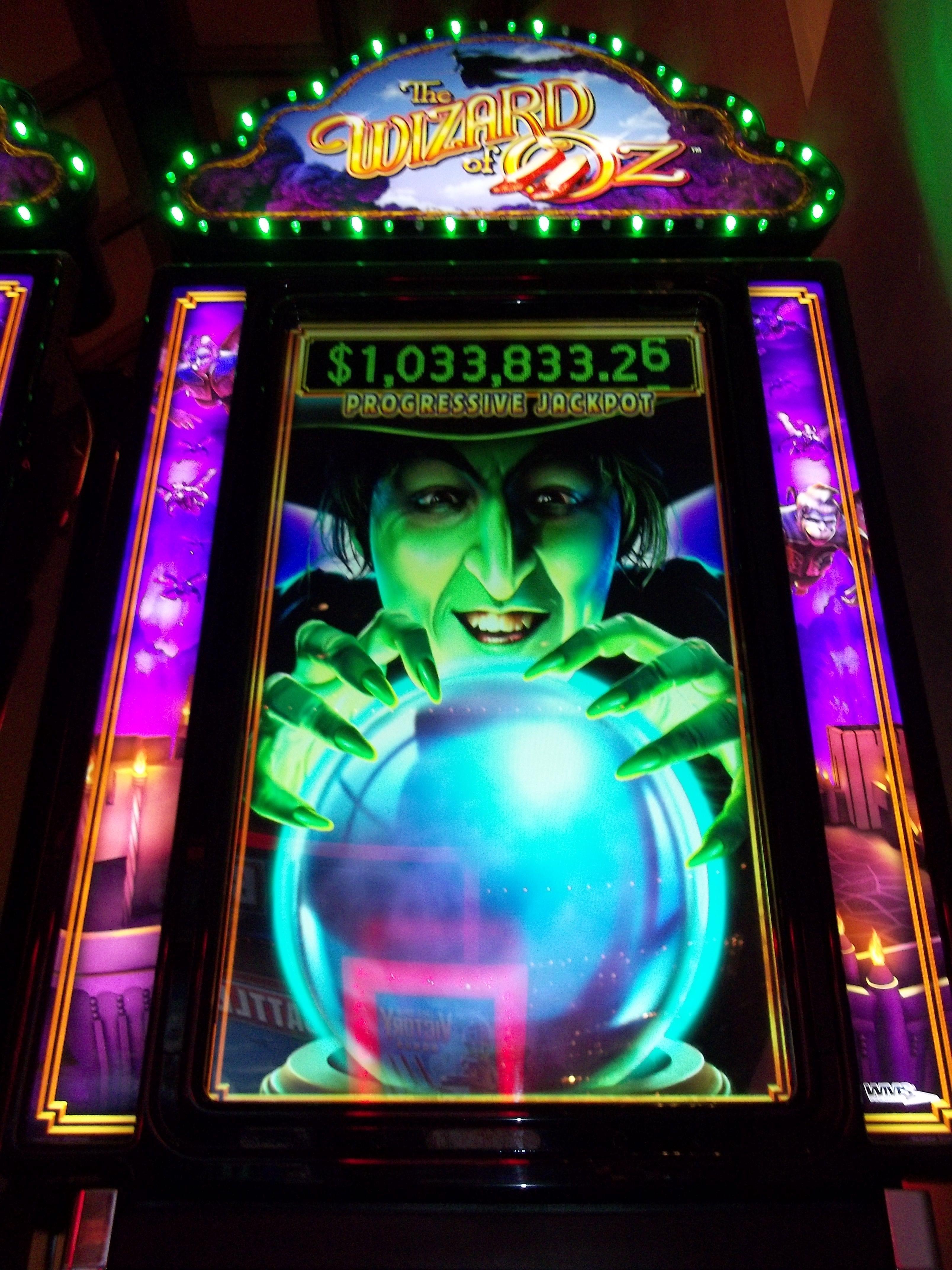 What casinos have the wizard of oz slot machine besplatne casino igre slot