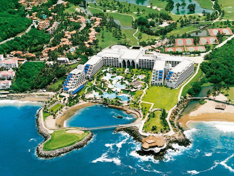 Hotel Barceló Karmina Palace Deluxe Manzanillo