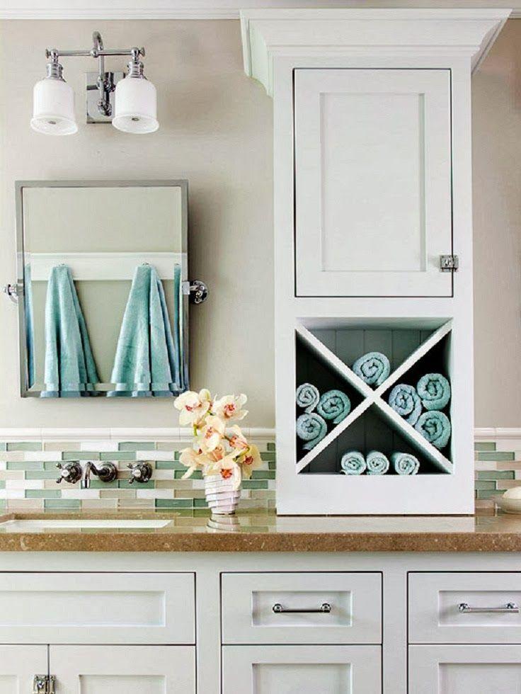 36+ Ideas for bathroom storage info