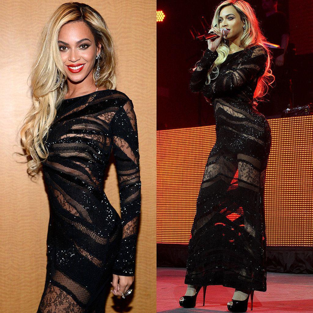Beyonce fashion style dresses