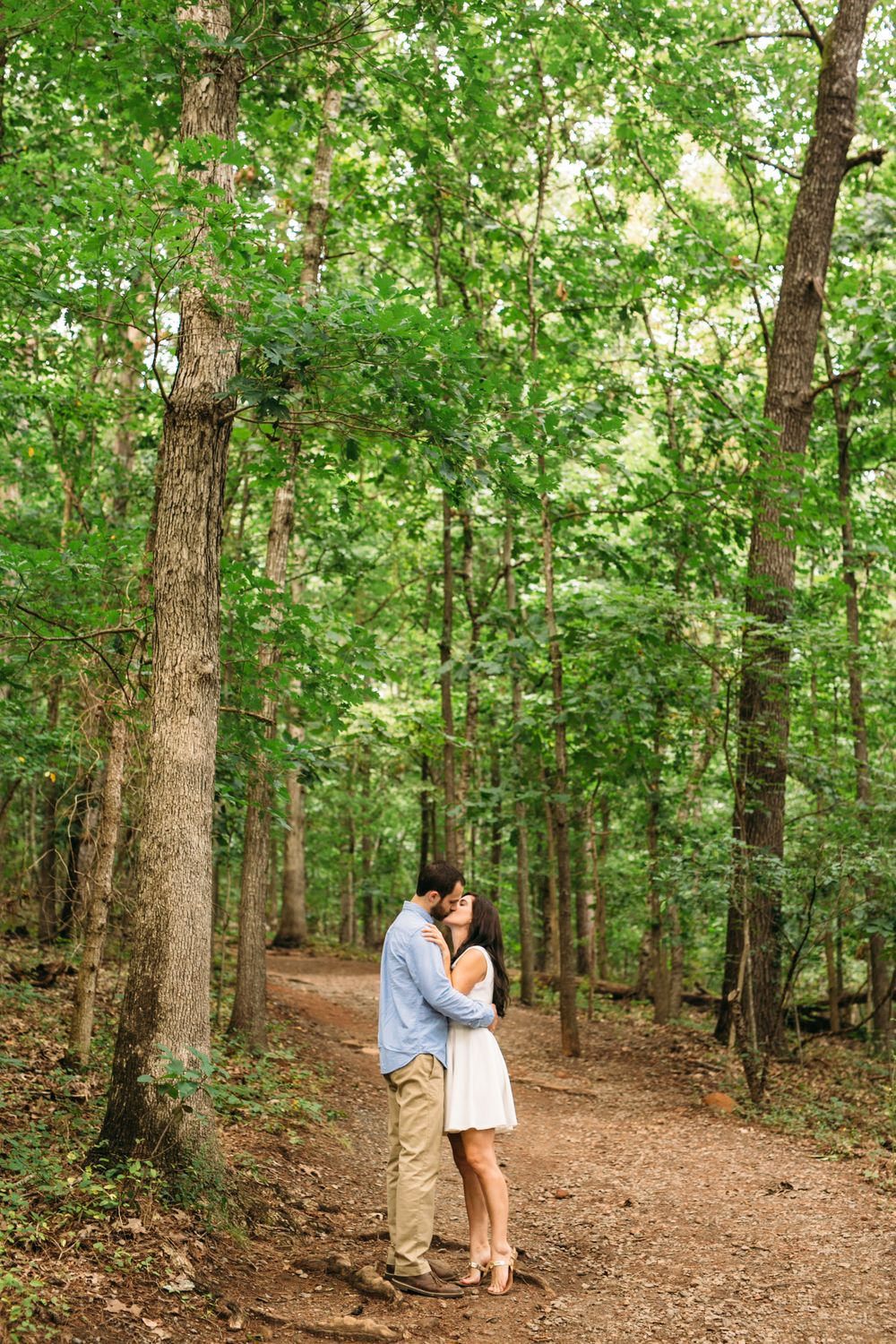 Ben & Julianne's Outdoor Engagement Session Kennesaw, Georgia  Julia Fenner - LeggyBird Photography