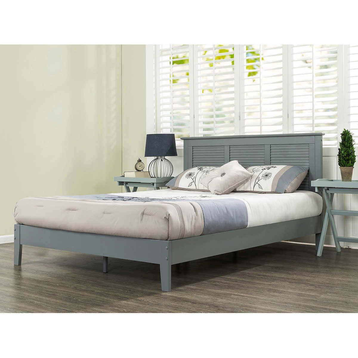 Blackstone Elite Kerrigan Full Panel Bed Frame Panel Bed