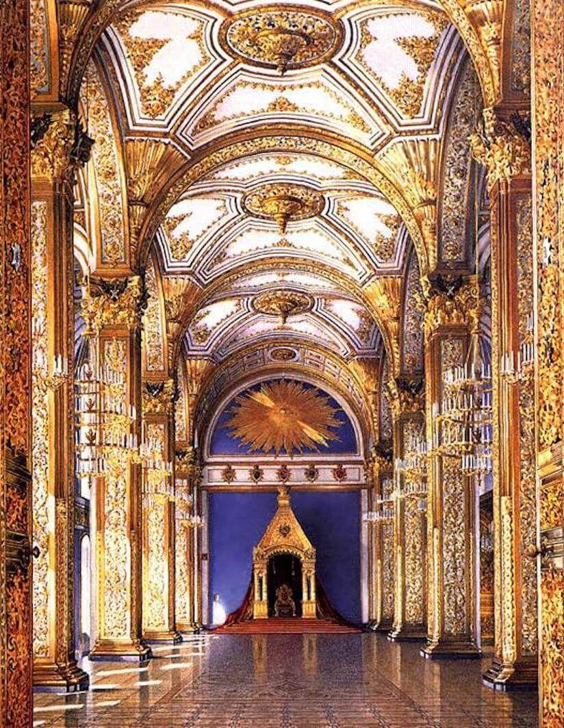 大クレムリン宮殿 | 世界の歴史まっぷ | ロシア建築, 宮殿, クレムリン宮殿