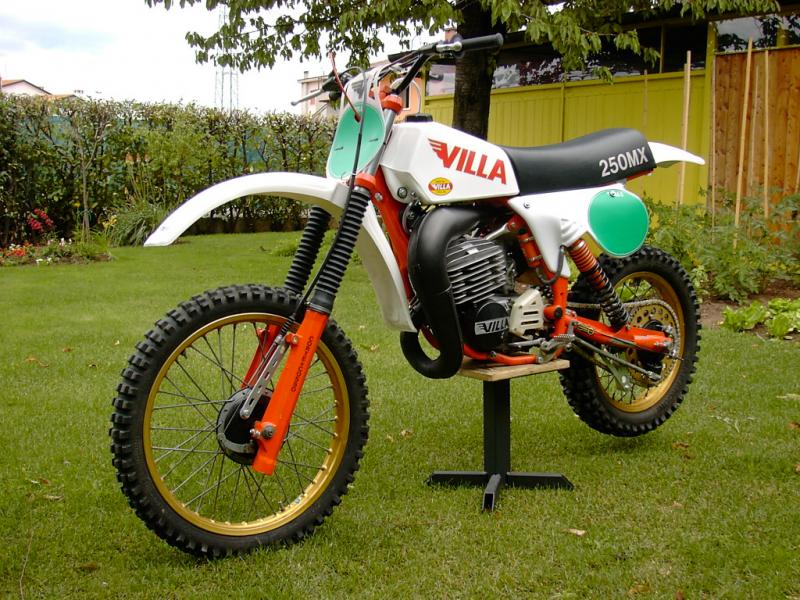 Villa MX 250 Montesa