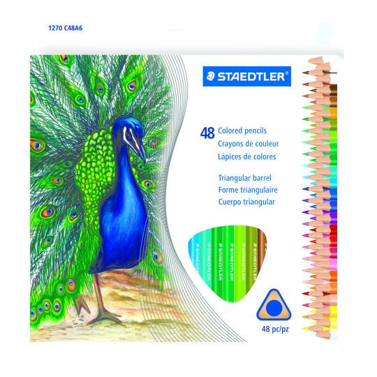 Staedtler Triangular Colored Pencils In Assorted Michaels