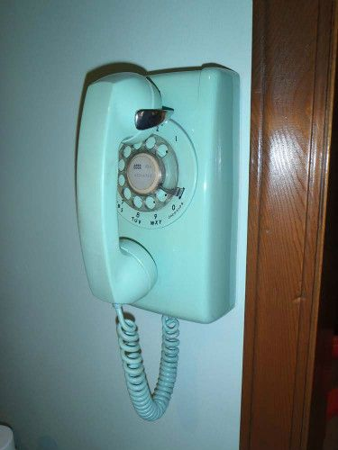 Old Wall Phone   For Kitchen