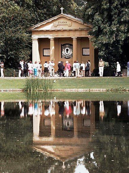Princess Diana 50th Birthday Commemoration Monuments