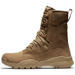 Nike Sfb Field 2 Leather (ca. 20 cm) Tactical-Stiefel - Braun NikeNike #shoewedges