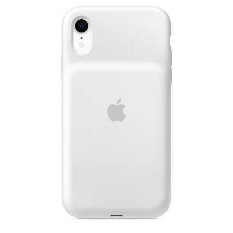 Apple iPhone XR Smart Battery Case - White | Walmart Canada
