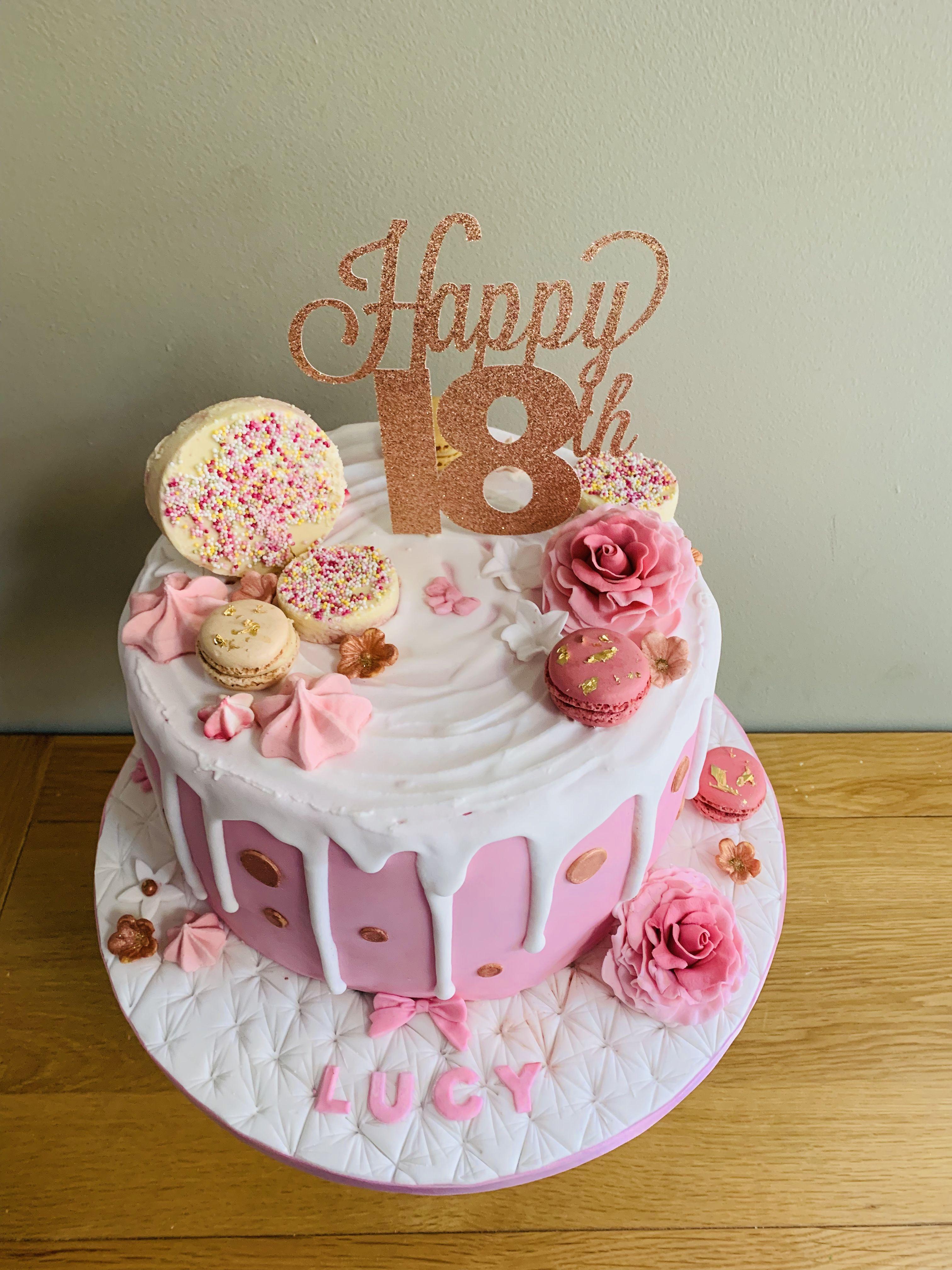 18th birthday cake 18th birthday cake birthday cake