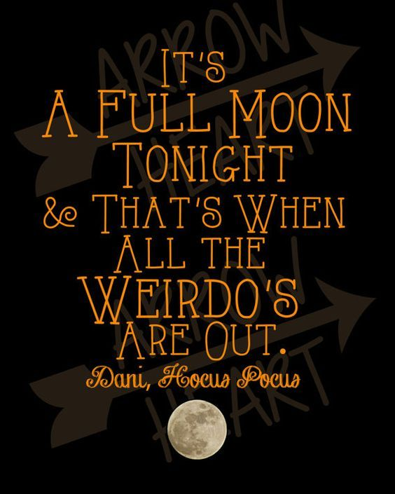 High Quality Its A Full Moon   Tap To See The Best Halloween Quotes To Wish Friends U0026